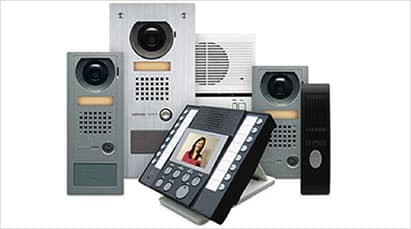 security electronics, intercom system